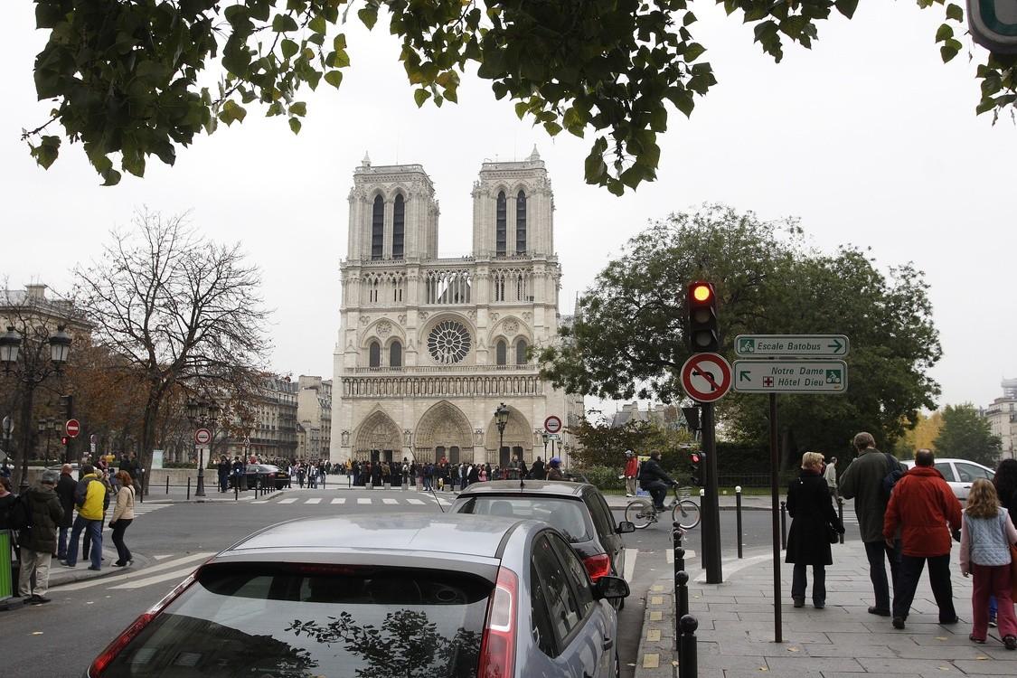 Zamach Photo: Udaremniono Zamach Na Kościoły W Paryżu